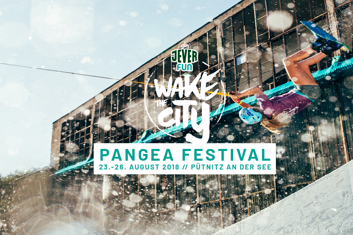 Wake the City crasht Pangea!